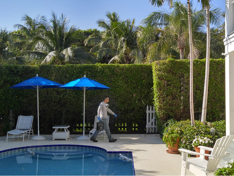 O'Hara Landscape and Maintenance Services for Singer Island Florida residential and commercial property