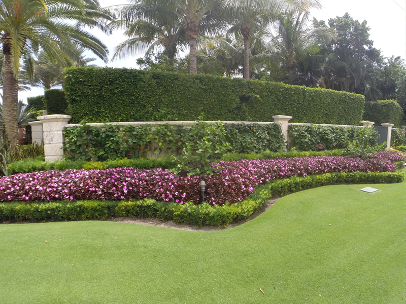 Residential Landscape Design and Maintenance Lake Worth Florida