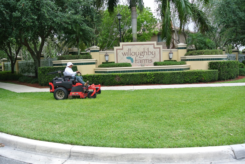 Residential Landscape Design and Maintenance Royal Palm Beach Florida